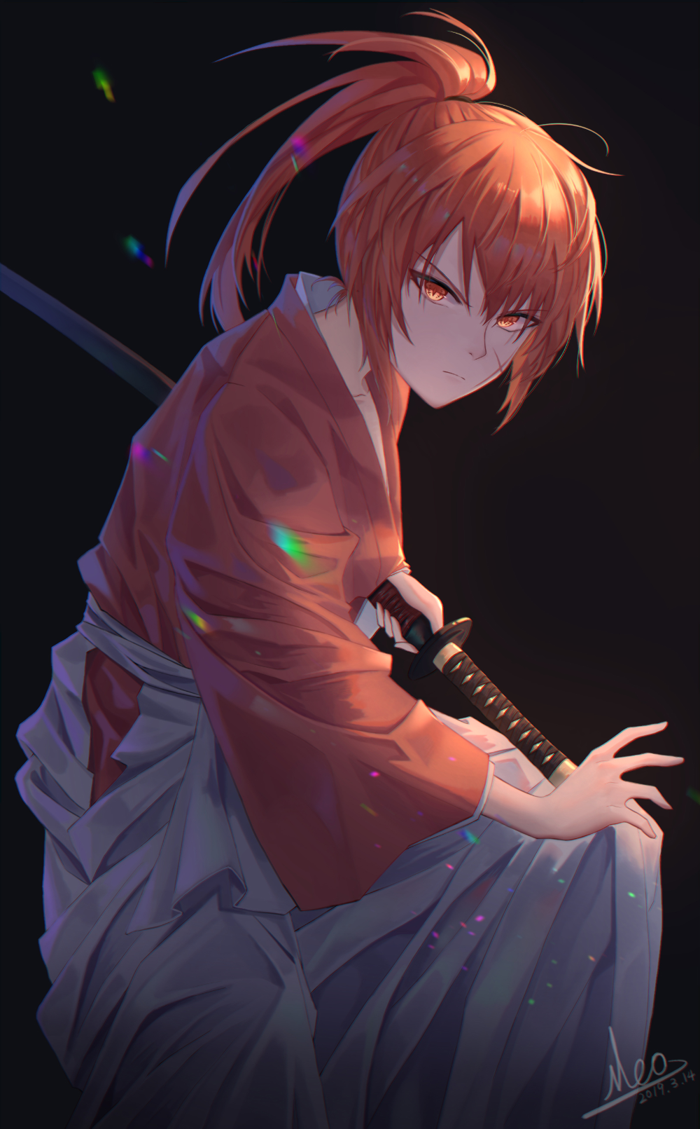 Himura Kenshin/2516247 Fullsize Image (1651x2661