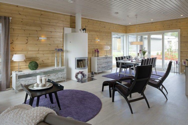30 Design Ideen fürs Wohnzimmer im modernen Landhausstil Pinterest