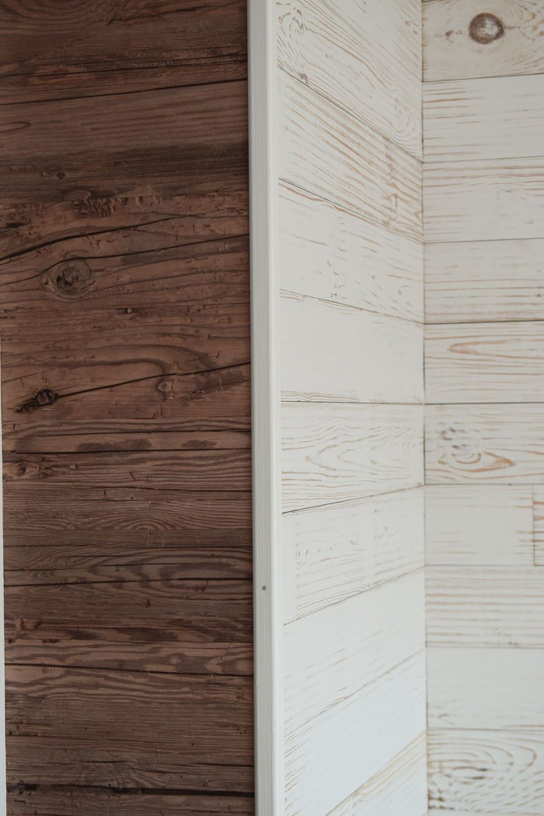 Holzverkleidung Fur Die Wand Mit Wandwood Paneele Einfach Kleben Anleitung Holzwand Verkleiden Und Selbermachen Wandg Holzpaneele Holzverkleidung Verkleidung