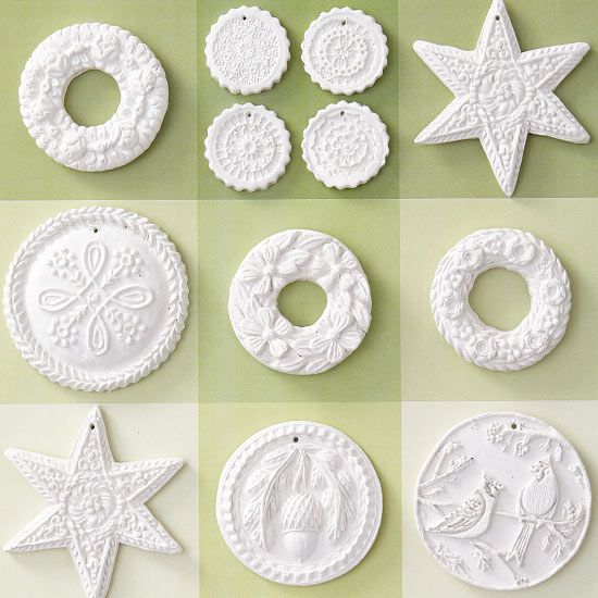 Homemade Christmas Decorations Uk: 42 Absolutely Gorgeous Handmade Christmas Ornaments