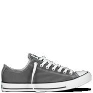 Dark Grey Converse!   Chuck taylors