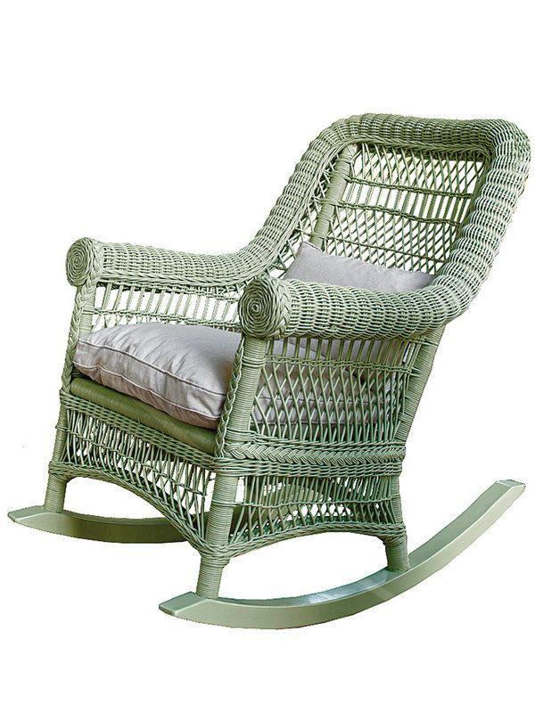 Muebles de mimbre para tu jard n garden furniture for Muebles jardin mimbre