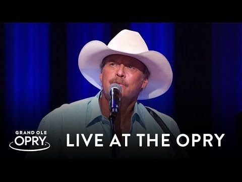 Alan Jackson Remember When Live At The Grand Ole Opry Opry