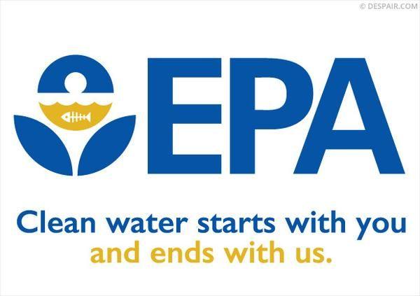 The New EPA Logo