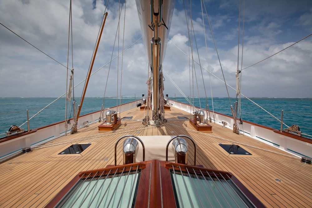 Carl Linne. One of the most beautiful sailboats I have