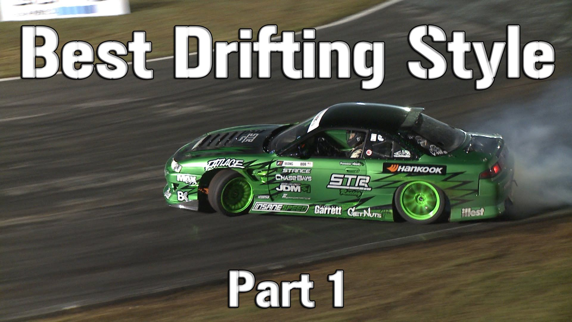 Who has the best drifting style in formula d forrest