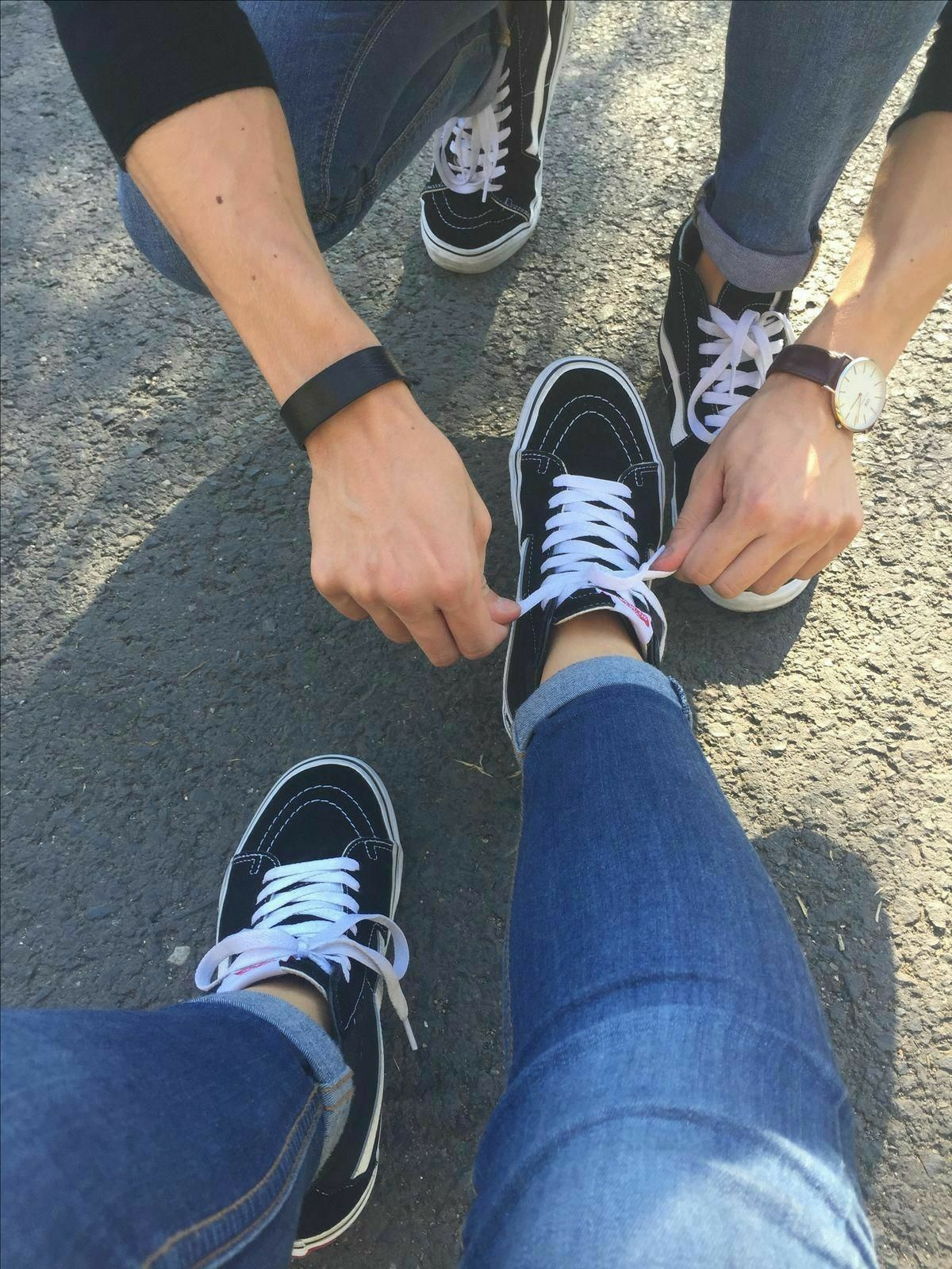 Mau Sepatu Vans Oldskoll Couple Gratis Wajib Repost Foto Ini