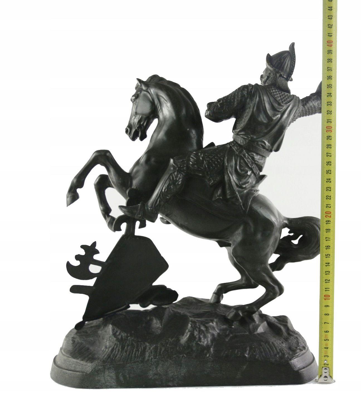 Antyk Duza Rzezba Rycerz Na Koniu 7905545998 Oficjalne Archiwum Allegro Black Art Art Batman
