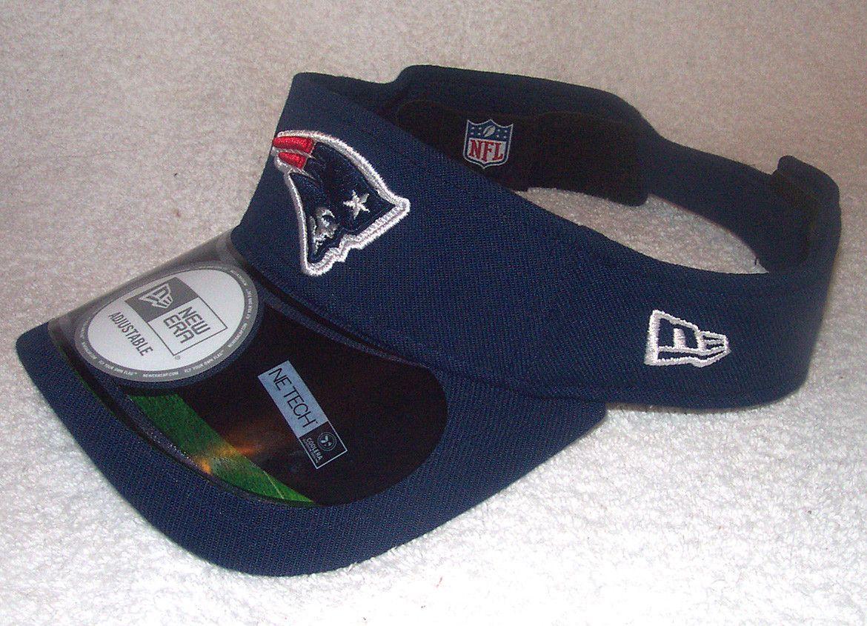 3bf2f25ac NFL NEW ENGLAND PATRIOTS New Era Onfield Sideline Visor Hat Nfl New England  Patriots