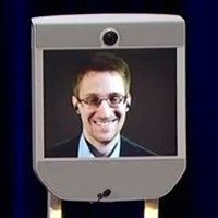 Edward Snowden's TED Talk Offers Guided Tour of NSA Leaks — YES! Magazine