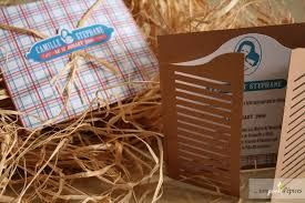 invitation mariage country