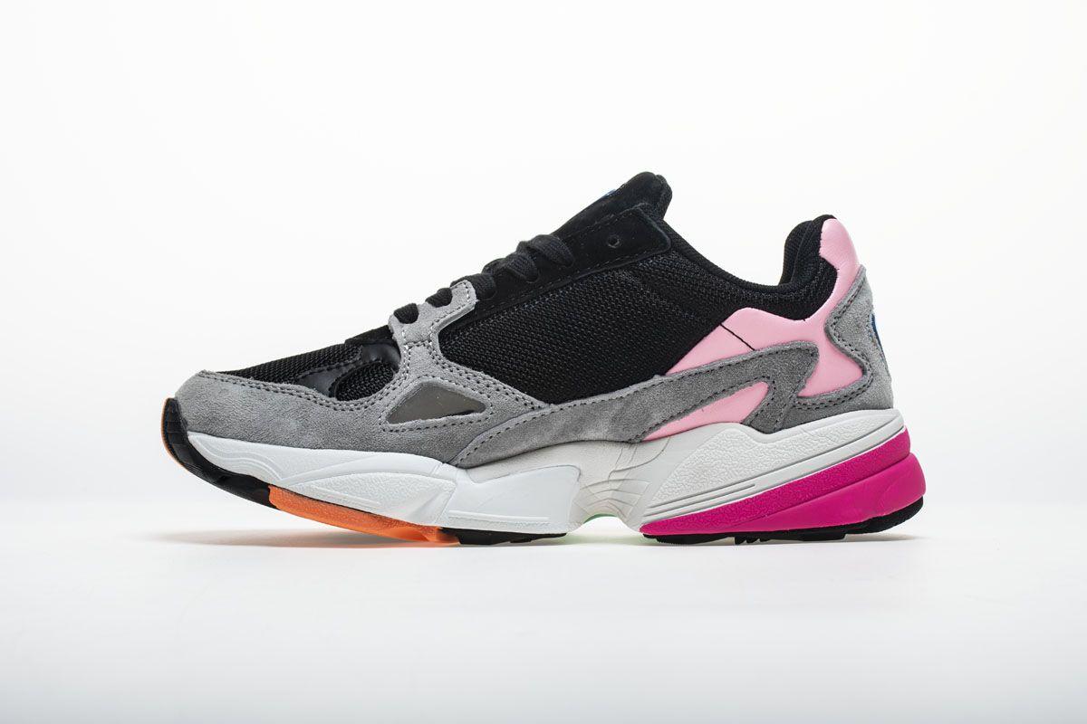 pretty nice 56051 87d99 Adidas Falcon W BB9173 YUNG-2 Black Pink Shoes2