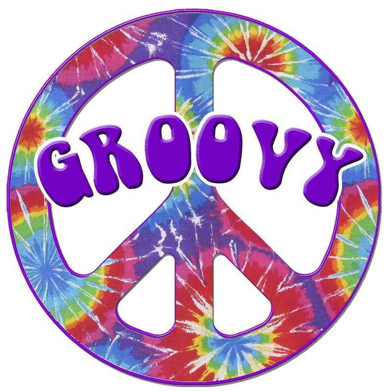 American Hippie Bohemian Psychedelic Art Flower Power Groovy