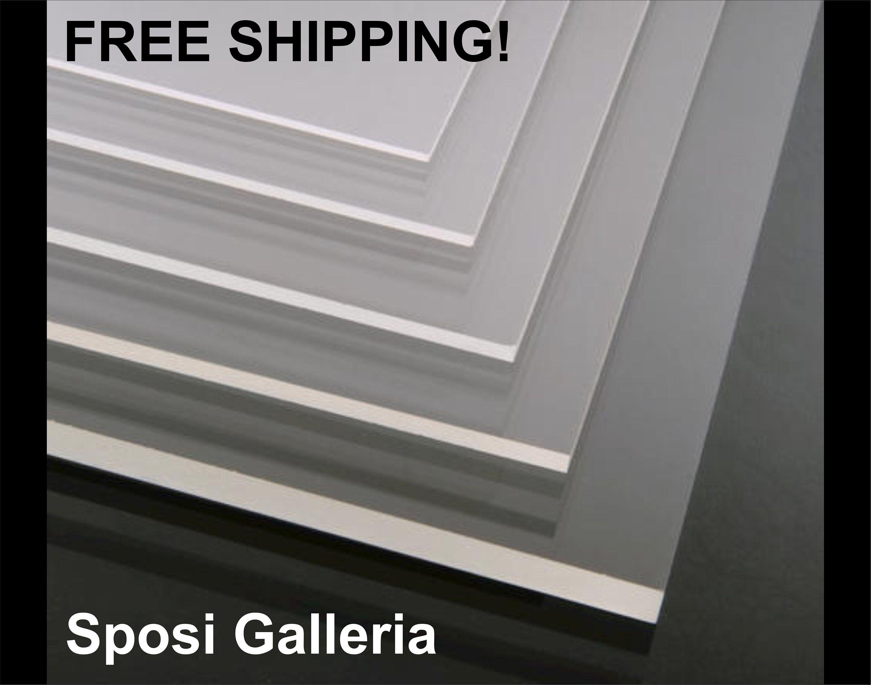 1 8 Acrylic 12x24 Clear Acrylic Cast Acrylic Sheets Etsy Clear Acrylic Sheet Perspex Sheet Cast Acrylic Sheet