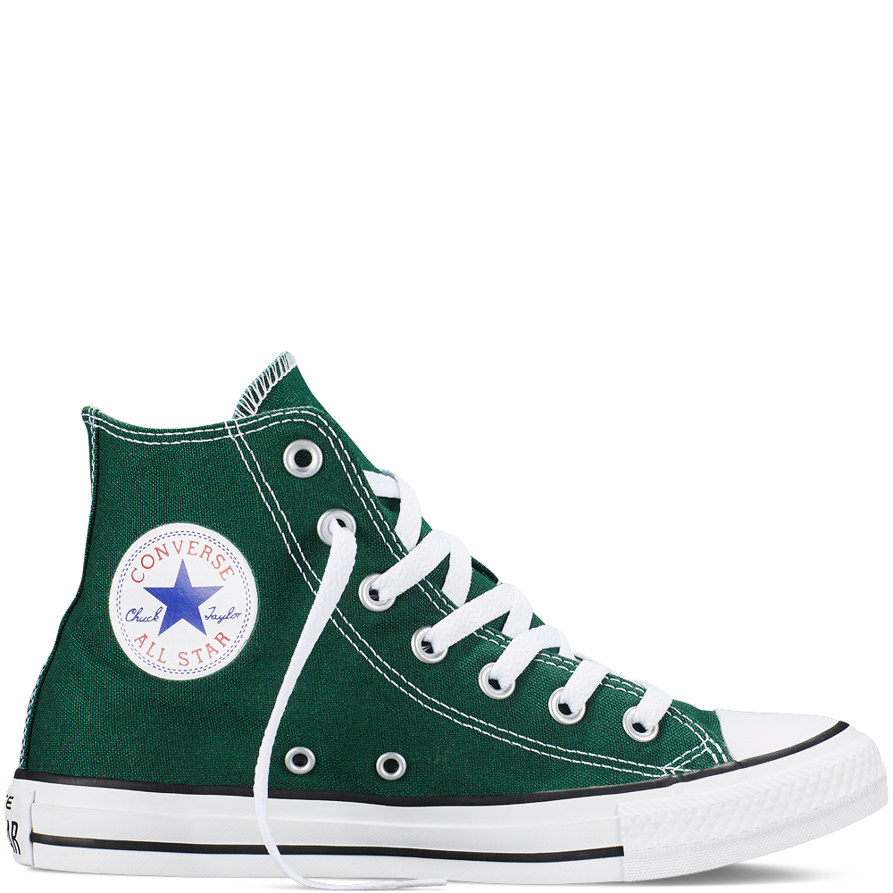 13dbdf173cd7 Converse - Chuck Taylor Fresh Colors - Gloom Green - Hi Top ...