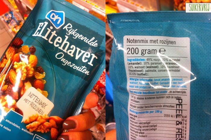 Het is weer tijd voor wat hoop! En met hoop bedoel ik: producten uit de supermarkt die geen toegevoegd suiker bevatten: HOERA! Nog steeds wel opletten: want geen suiker betekent…
