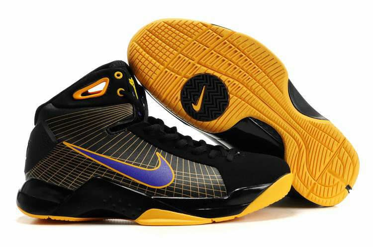 buy popular a7214 91c1c Cheap Kobe Hyperdunks TB Supreme Cheap Kobe Bryant shoes Black Gold Purple  324820 057