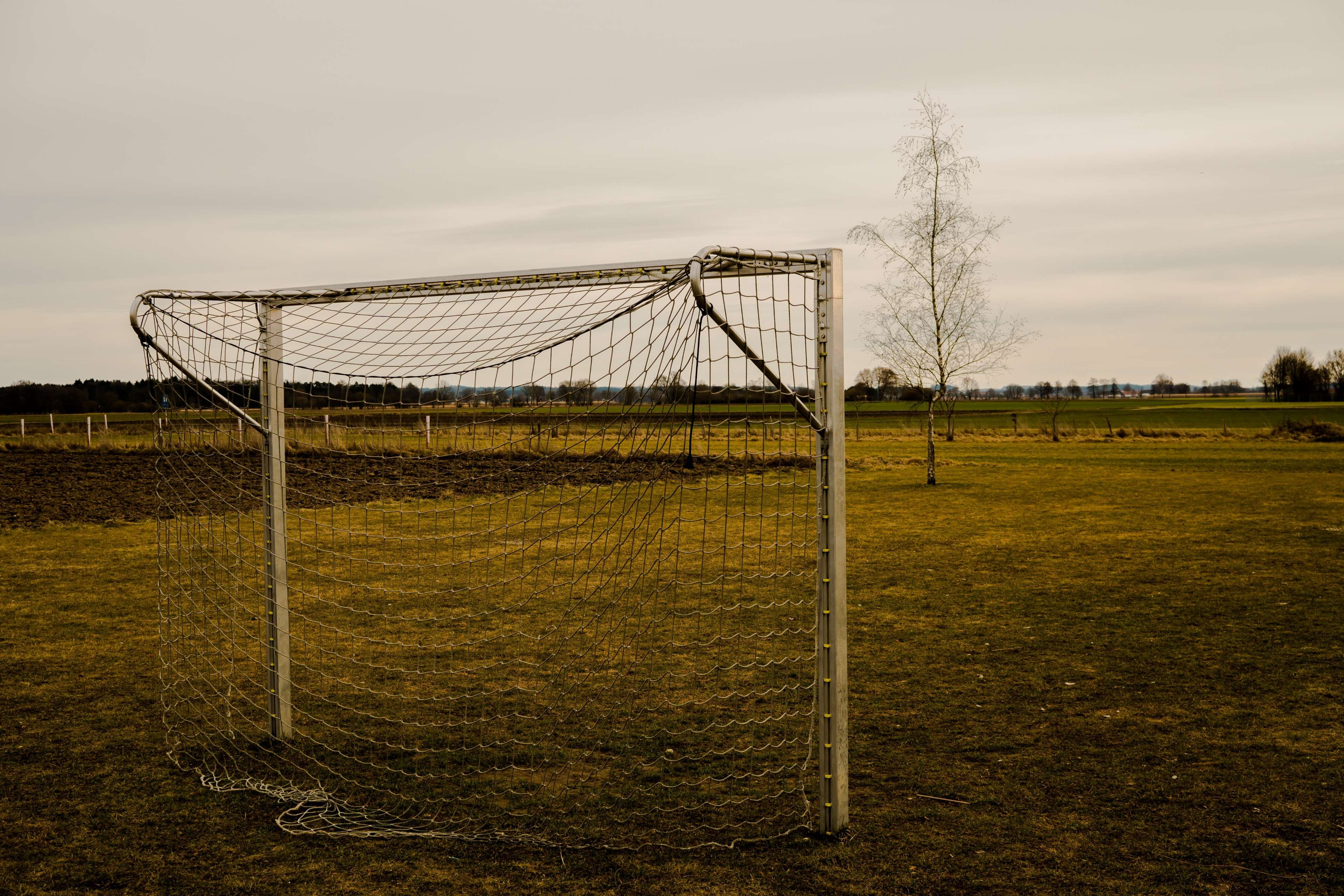 Pin By Ran Leibo On Football In 2020 Football Pitch Goal Net Football