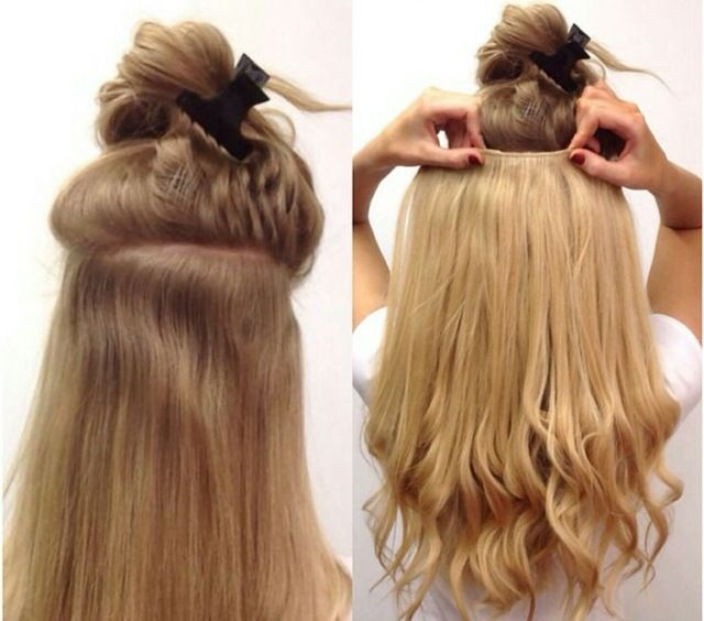 Source Body Wave New Arrival High Quality Human Halo Hair Extension