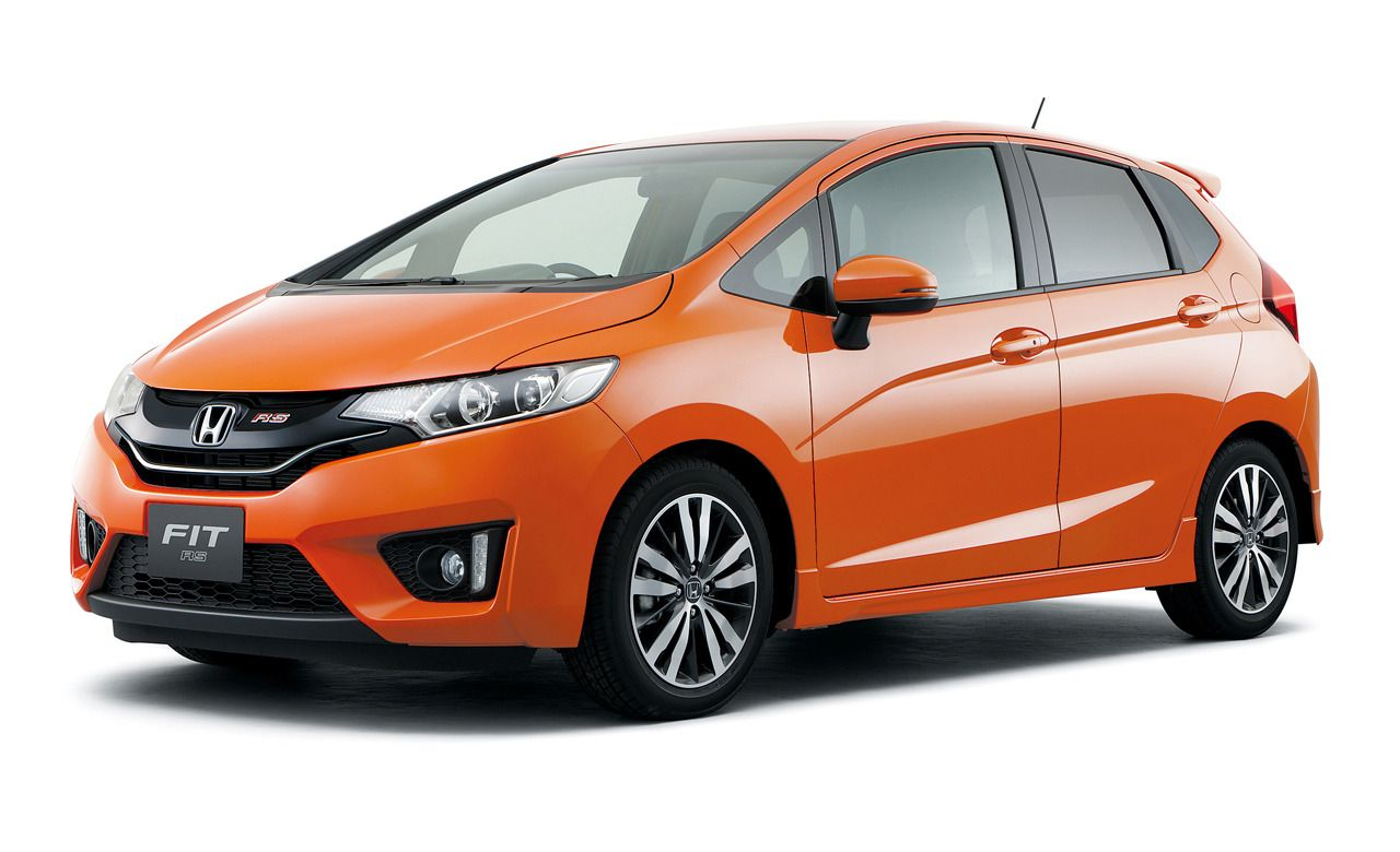2015 honda fit rs all new pictures and review dumauto