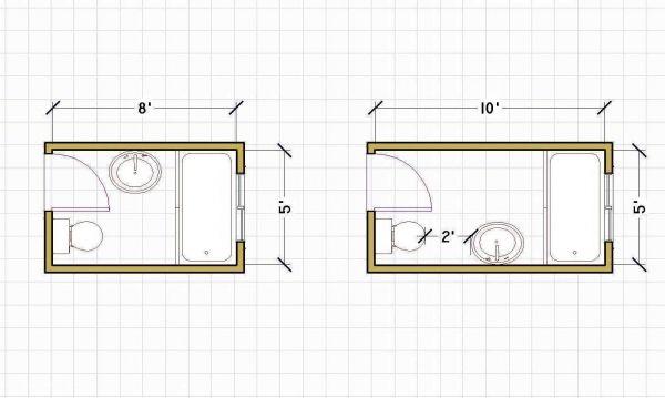Superb Small Bathroom Plans Small Room Decorating Ideas Small Dlt Download Free Architecture Designs Scobabritishbridgeorg