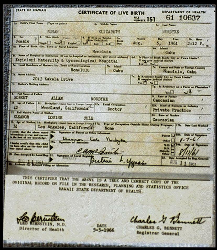 Hawaii health dept details obama birth certificate request your hawaii health dept details obama birth certificate request your without letter exemplification home design idea pinterest obama birth certificate 1betcityfo Image collections