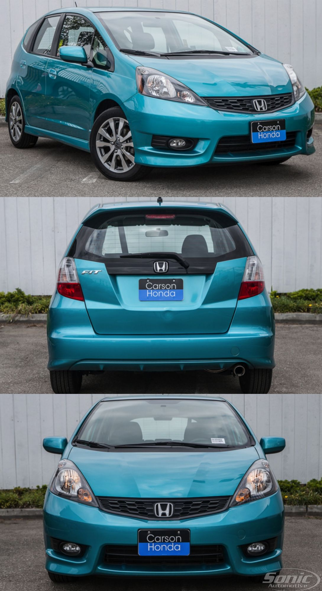 Dont Let The Size Fool You This Honda Fit Has One Of Biggest Most Useful Interior A Subcompact Car
