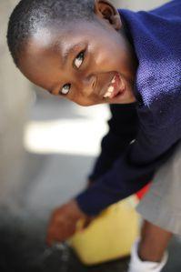 Beautiful smile. Arusha, Tanzania. #TuamkenOrphansProject