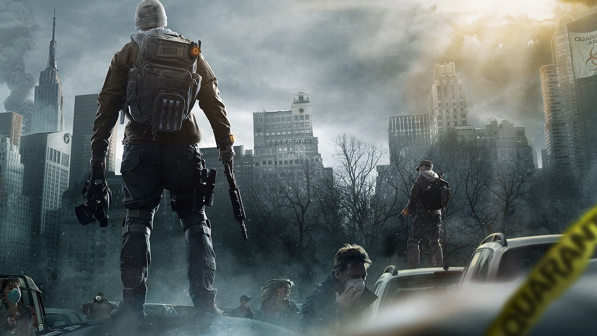 High Def Gaming Backgrounds For Your Computer Desktop Tom Clancy The Division The Division Ps4 Tom Clancy