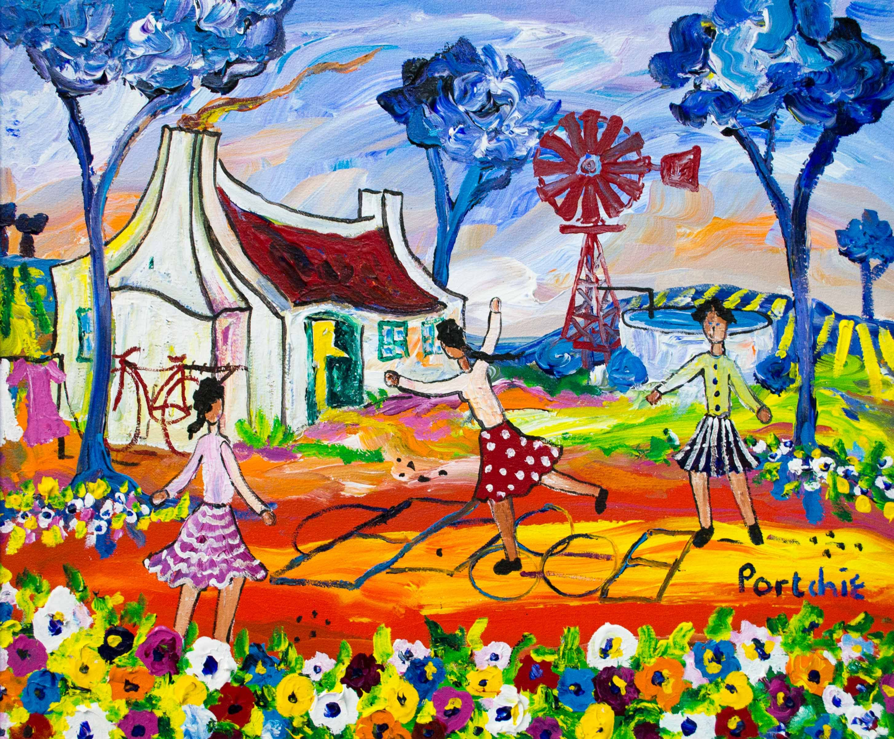 south african artists paintings