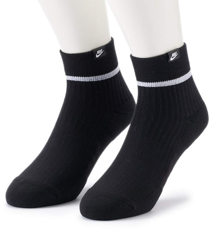 46d312bdf7 Nike Men's 2-pack SNKR Sox Essential Ankle Socks | Products | Ankle ...