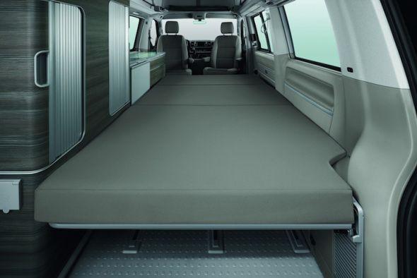 2016 Camper Van >> 2016 Vw California Camper Van New Improved Volkswagens New