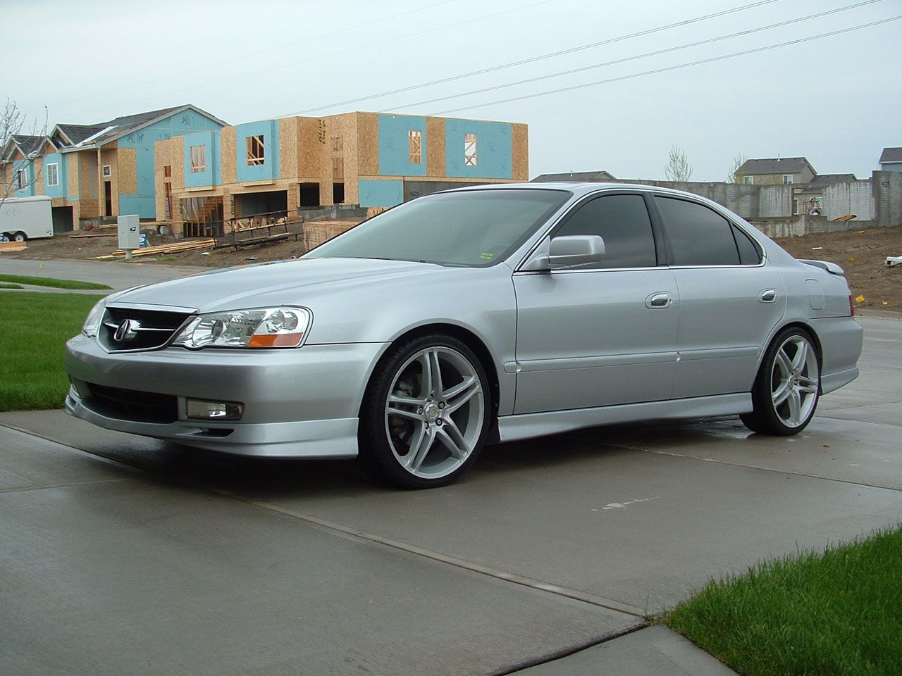 Custom Acura with Wheels tl-s 2002 | FS: 2003 SSM Acura TL ...