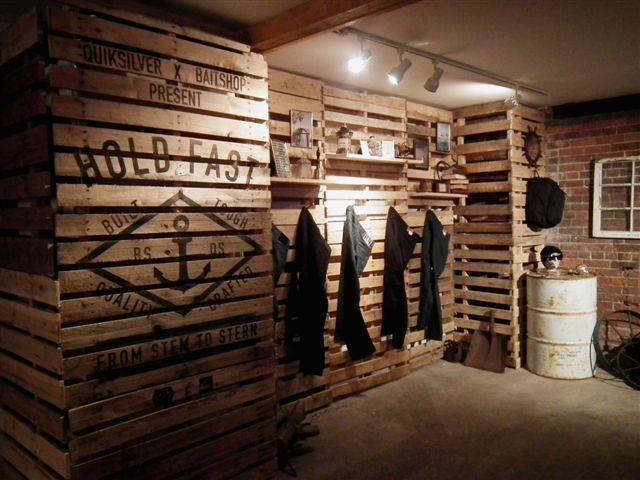 Image Result For Office Walls From Shipping Pallets