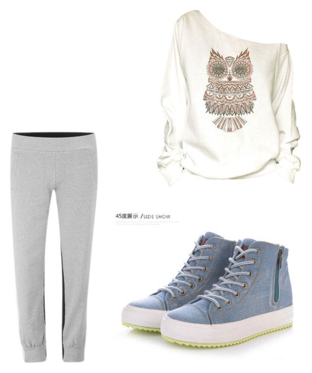 """""""Untitled #2378"""" by ohnadine on Polyvore featuring Norma Kamali and Renben"""