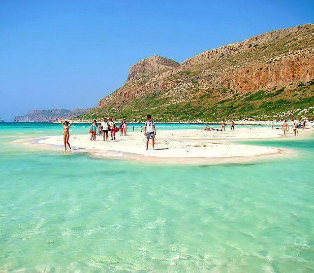 4 Beautiful Beaches On Crete Greece Crete Crete Greece