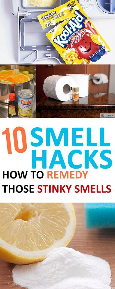 how to get rid of smoke smell in room