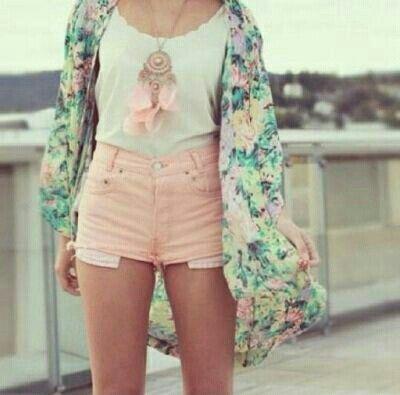 Love the pastel colours!