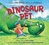 Dinosaur sensory bin and small world. Also includes dinosaur book ideas for kids.