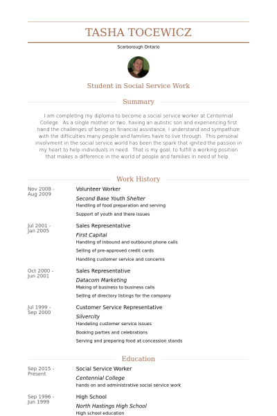 Resume Format Volunteer Experience Resume Examples Sample Resume Resume