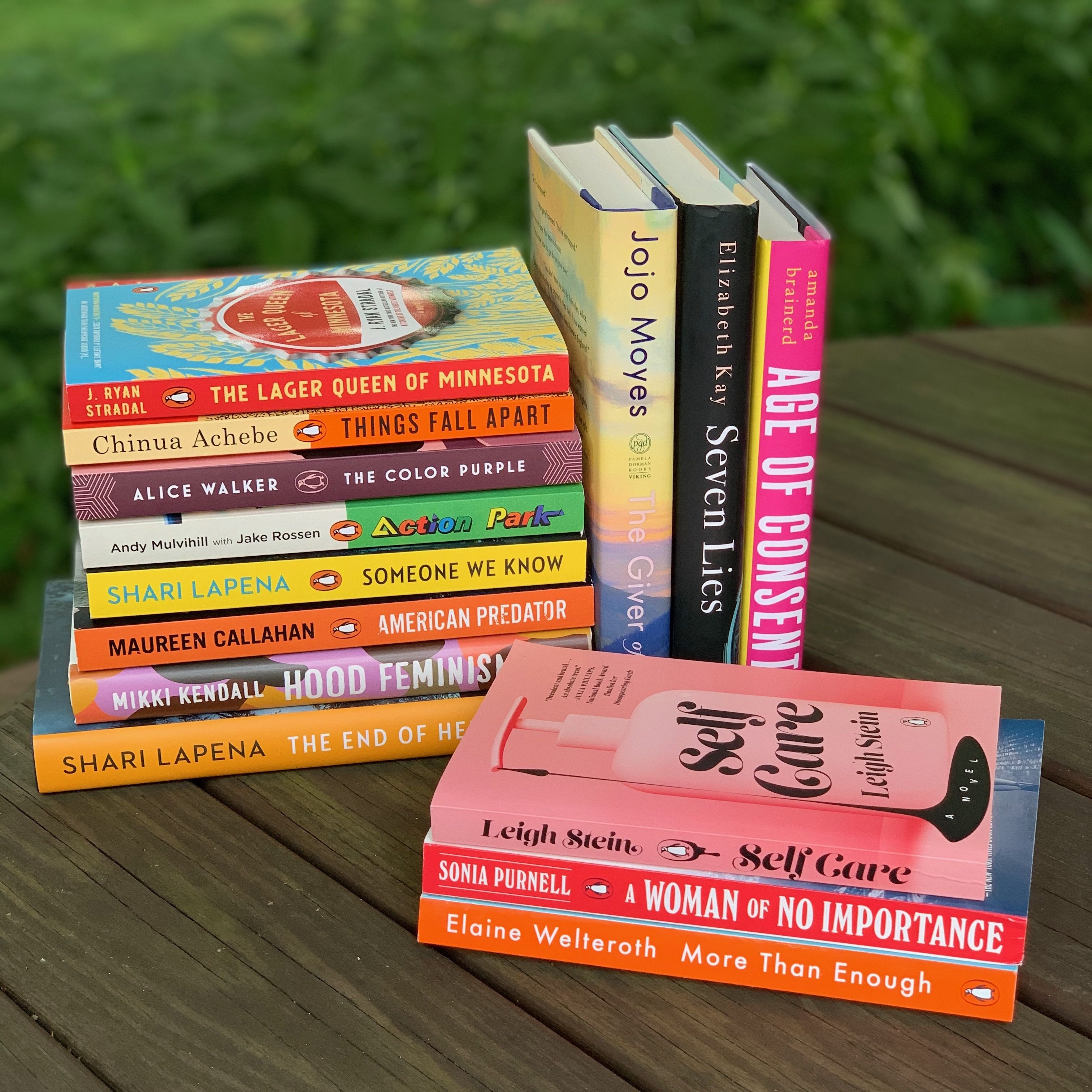 Summer reads stack in 2020 viking books summer reading