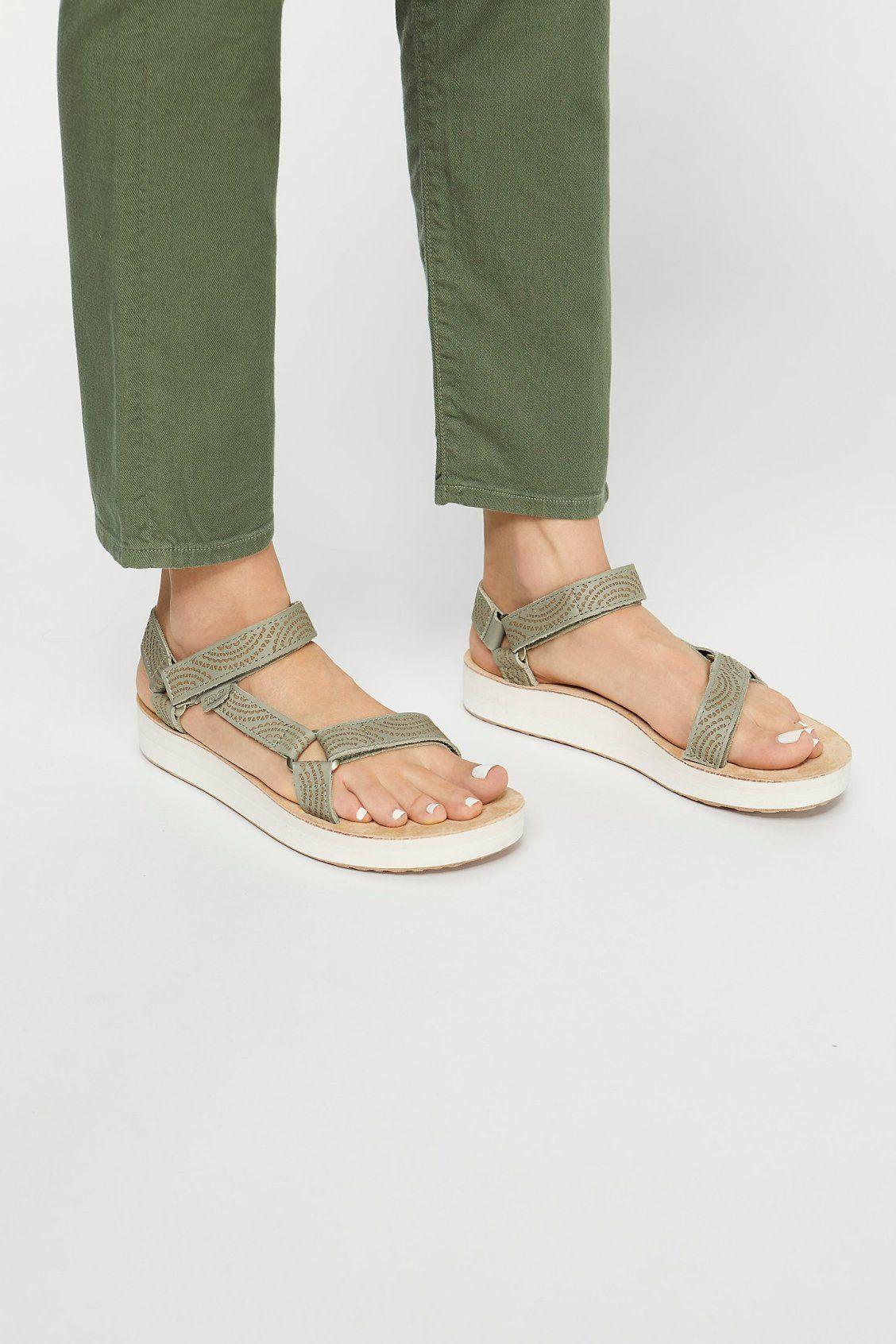 85fc27fff Midform Universal Geometric Teva Sandal