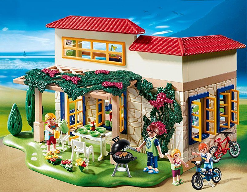 Amazon De Playmobil 4857 Ferientraumhaus Playmobil Pferde Playmobil Polizei Playmobil Reiterhof Playmobil Wild Lif Playmobil Sommerhaus Reiterhof Playmobil
