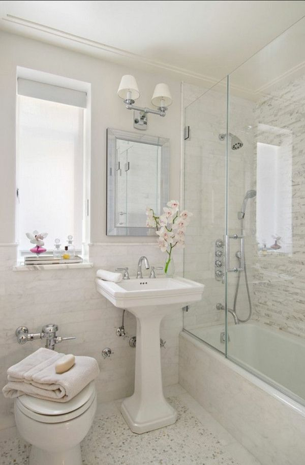 ideen für kleines bad elegant helles design bathrooms - ideen für kleine badezimmer