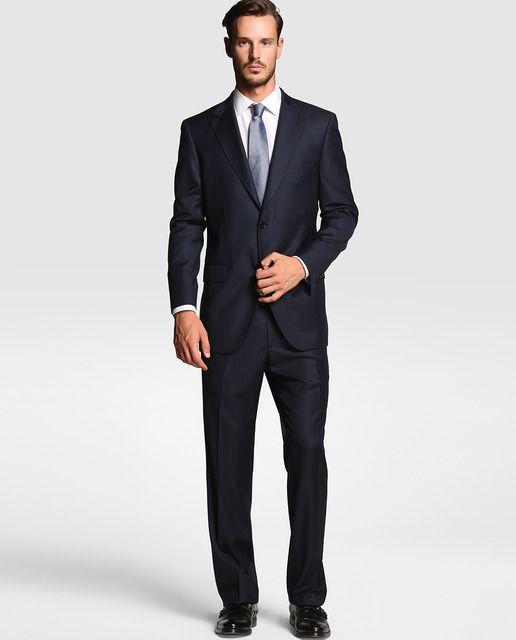 Descubre las últimas tendencias en trajes de las mejores marcas  Emidio  Tucci 8cf336d4a82