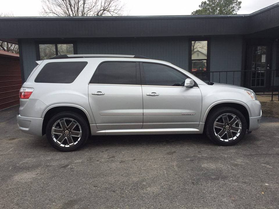 For Sale 2011 Gmc Acadia Denali In Springdale Ar Acadia Denali