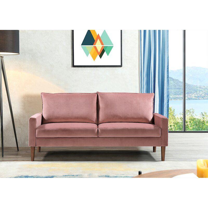 Mercer41 Uhrichsville Sofa Reviews Wayfair In 2020 Rolled Arm Sofa Sofa Upholstery Living Room Setup