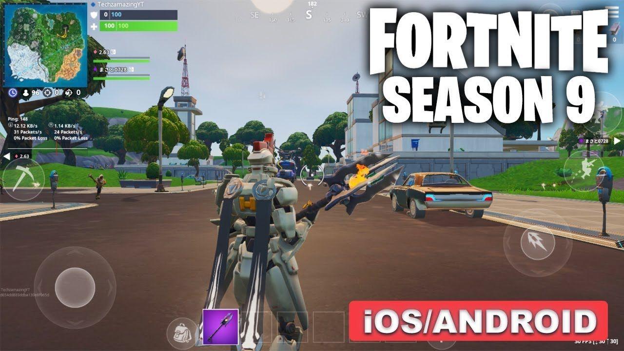Gameplay Full Game Season 9 Fortnite Houriya Media