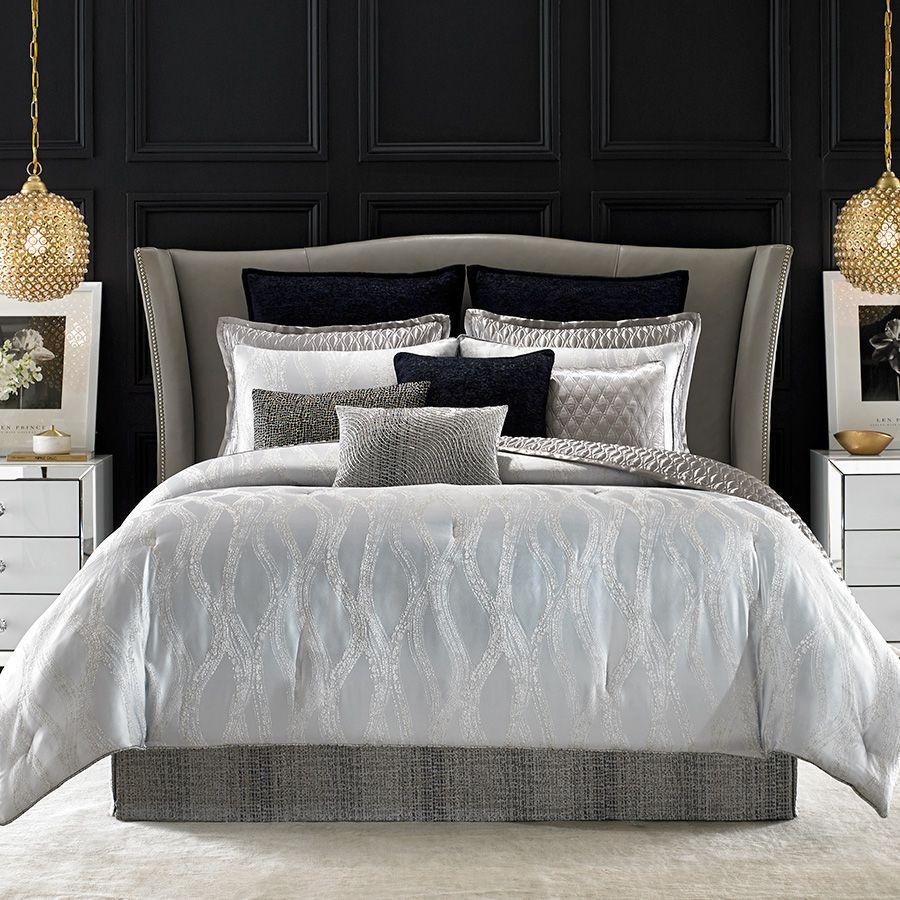 Candice Olson Drizzle Comforter Set