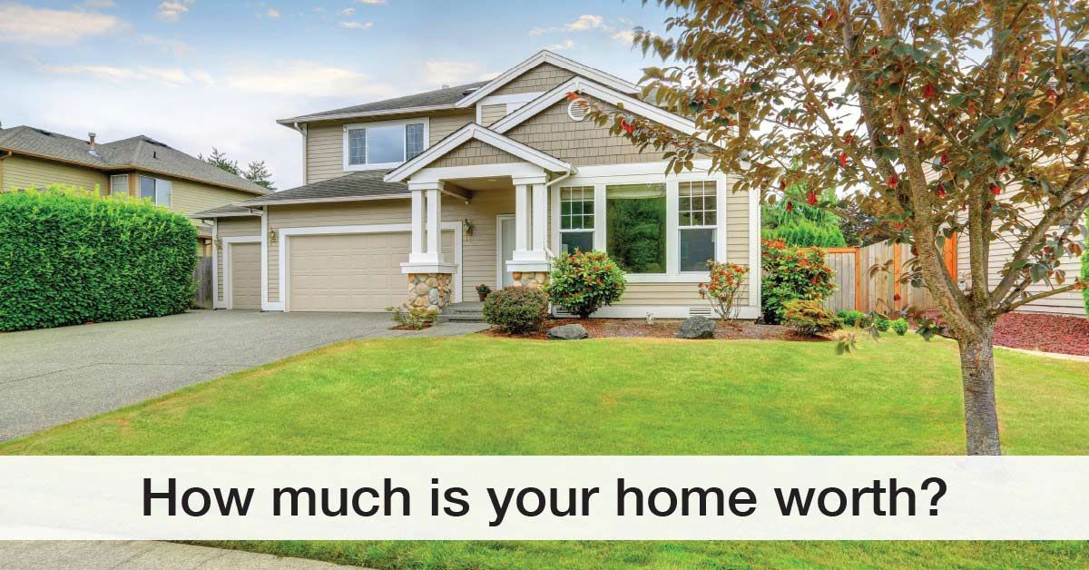View Your Home S Estimated Values Homevalue Newhome Wisconsin